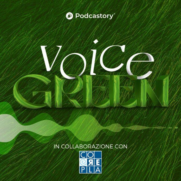 COREPLA e Podcastory lanciano Voicegreen, per un mondo più green