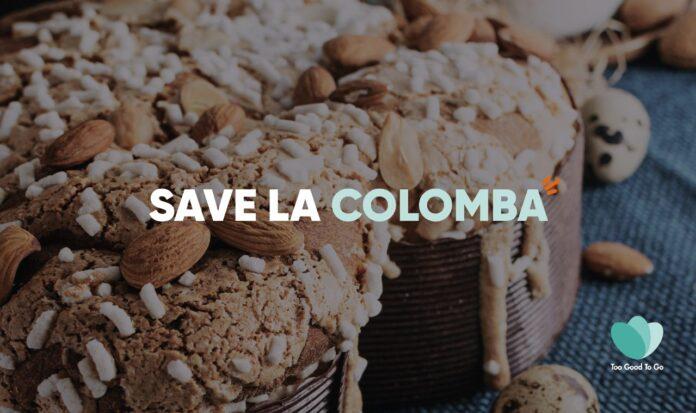 #SaveLaColomba, Too Good To Go contro lo spreco dei dolci pasquali