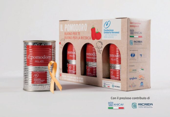 """Alla sua quarta edizione """"Il Pomodoro. Buono per te, buono per la ricerca"""" raccoglie oltre 350mila euro"""