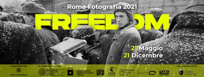 Freedom, Roma Fotografia riparte dall'idea di libertà