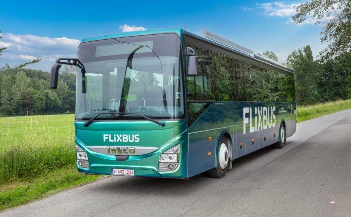 Flixbus, primi autobus a biogas in partenza dal 1° luglio