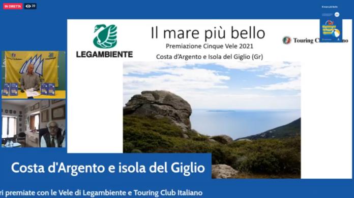 Legambiente e Touring Club: presentato il Mare più bello del 2021, Maremma in testa