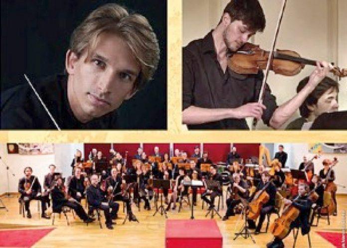 ParcoMilvio, Mozart con Sieva Borzak e Daniele Sabatini