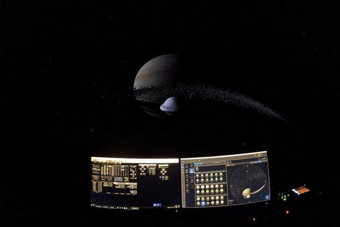 Il Planetario di Roma riapre, sarà un viaggio nell'Universo