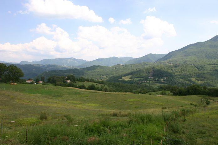 La Corona di Matilde, terra di Castagni, paesaggio rurale tutelato