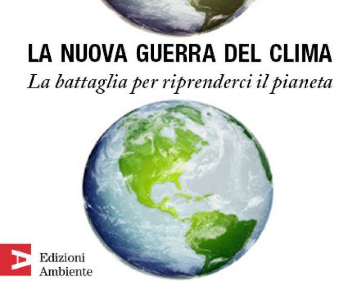 """""""La nuova guerra del clima"""", il nuovo libro del climatologo Michael Mann"""